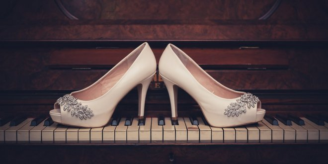 Newcastle-Wedding-Photographer-Our-Work-Bridal-Shoes