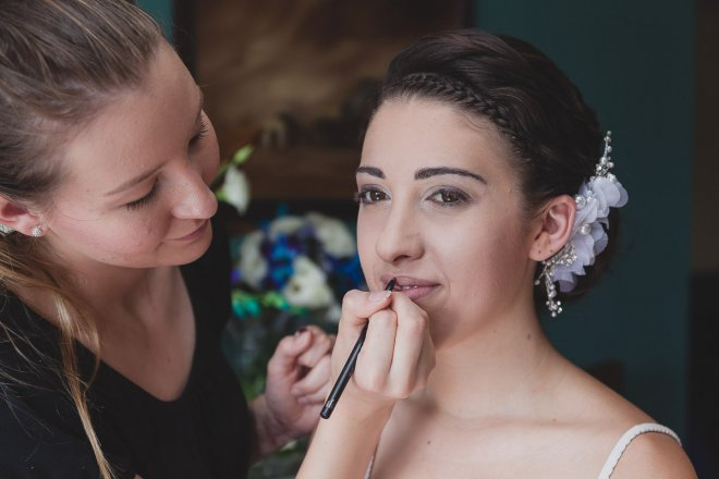Newcastle-Wedding-Photographer-Our-Work-Bride-Make-up