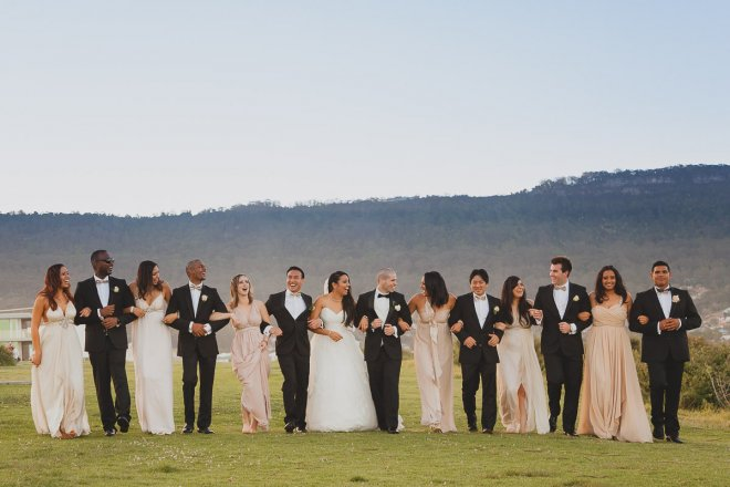 Newcastle-Wedding-Photographer-Our-Work-Large-Bridal-Party